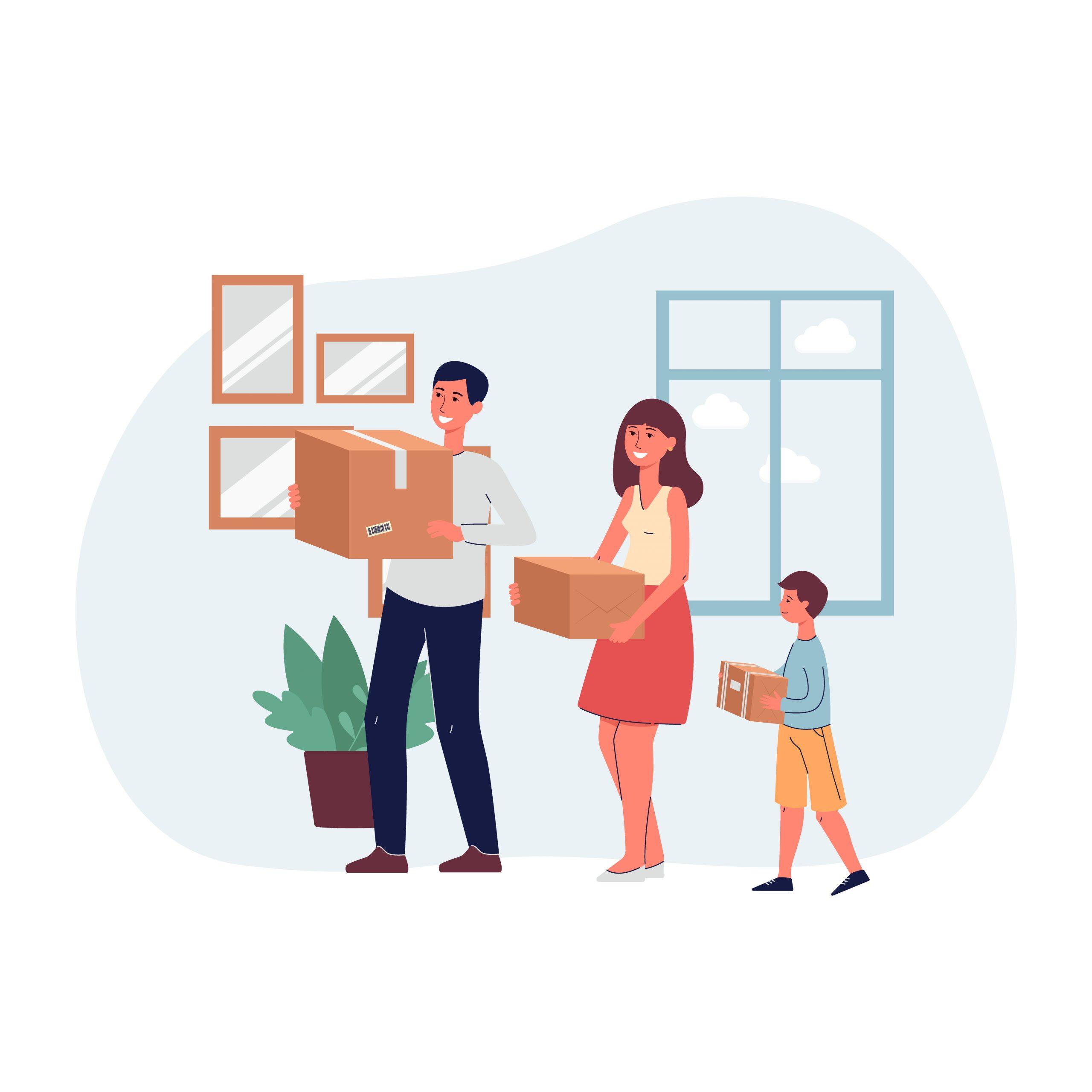 Sözleşmeli Ev Taşıma